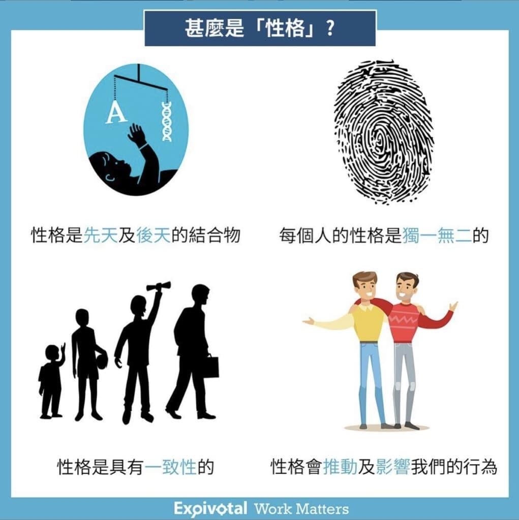 什麼是性格?五種影響工作的性格特質超詳解 3