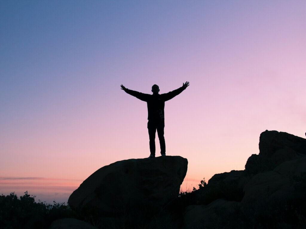 多鼓勵自己是提升自信的竅門之一