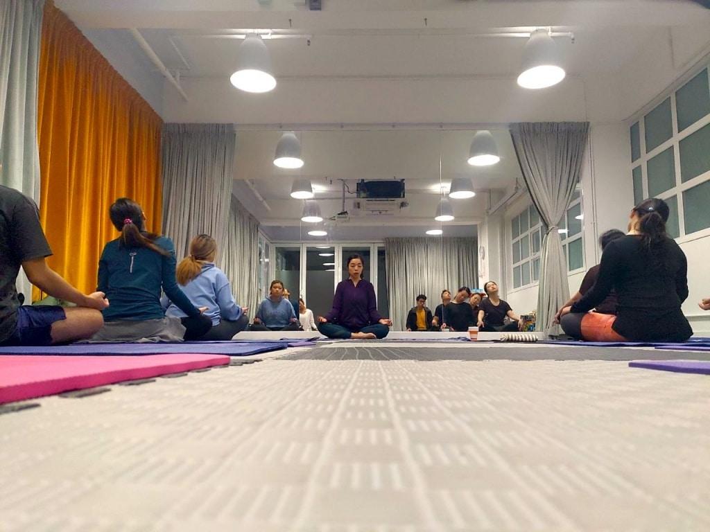 team-building-活動-瑜伽-yoga-團隊建立