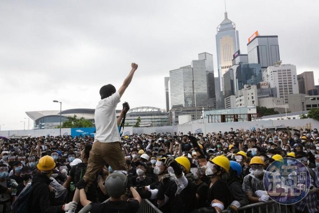 重要宣佈 - 致香港人之聲明書 2