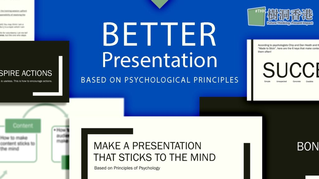 "Get you copy of ""Effective Presentation with Psychology Principles"" 1"