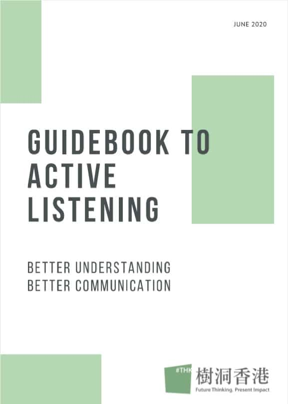 Guidebook to Active Listening 1