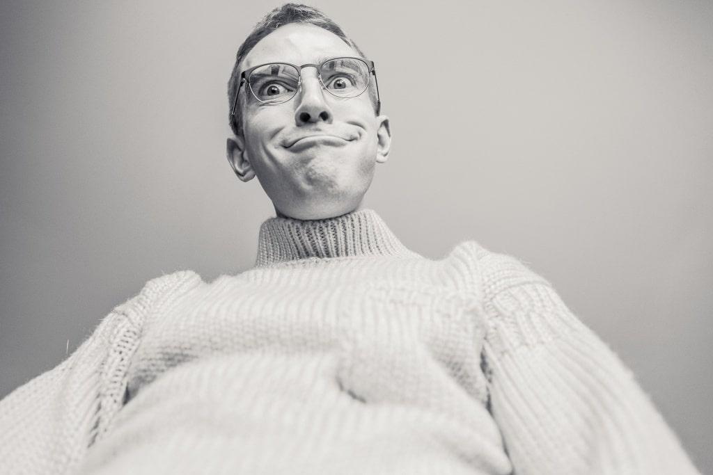 心理學-自我膨脹-Dunning-Kruger-Effect