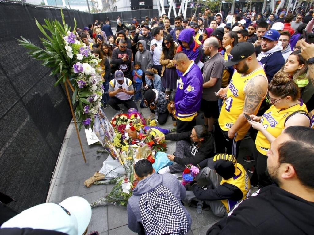Kobe的離世為何令人悲痛欲絕?-談精神偶像與哀悼 3