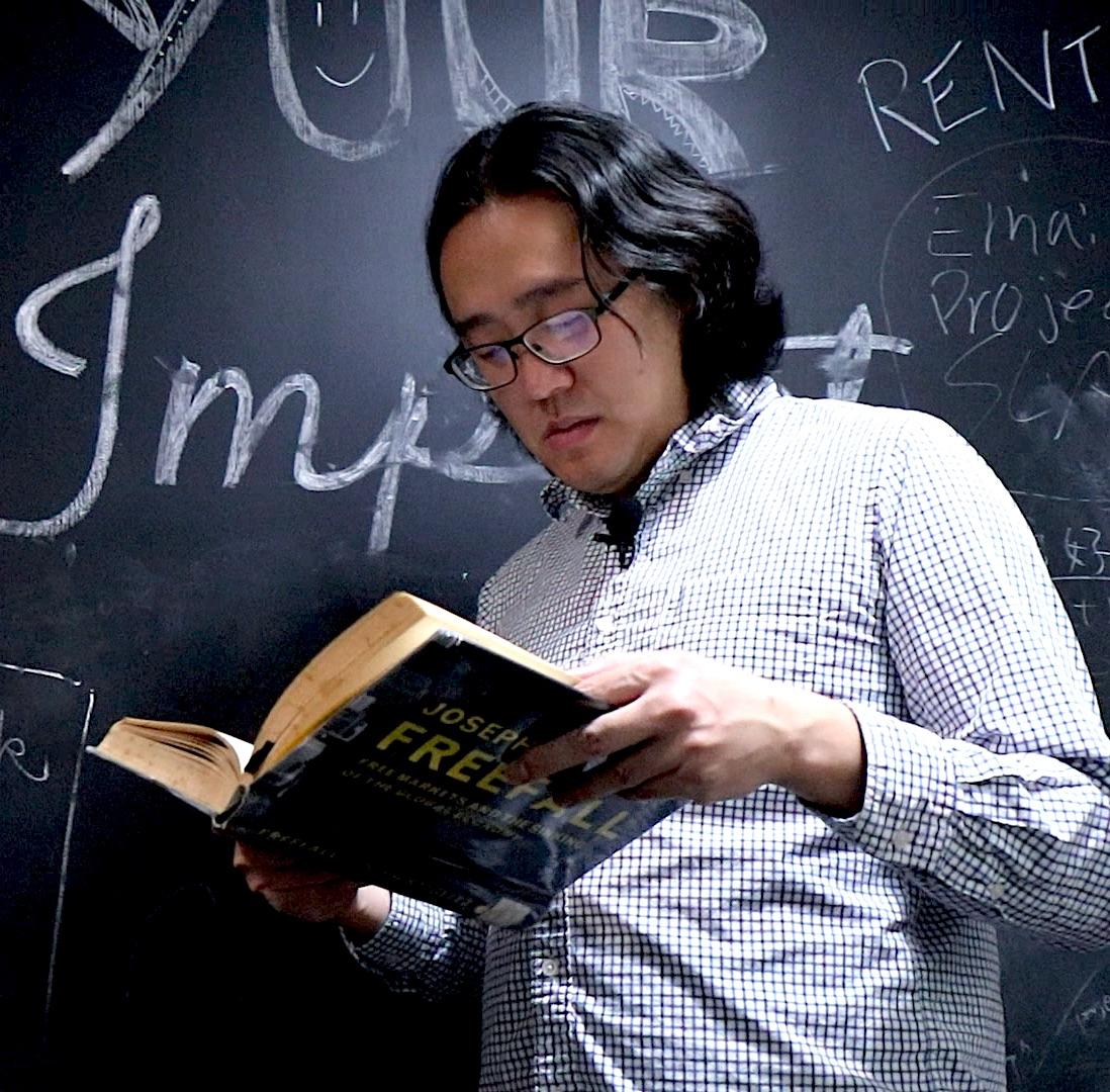 哲學入門-嚴振邦-好青年荼毒室