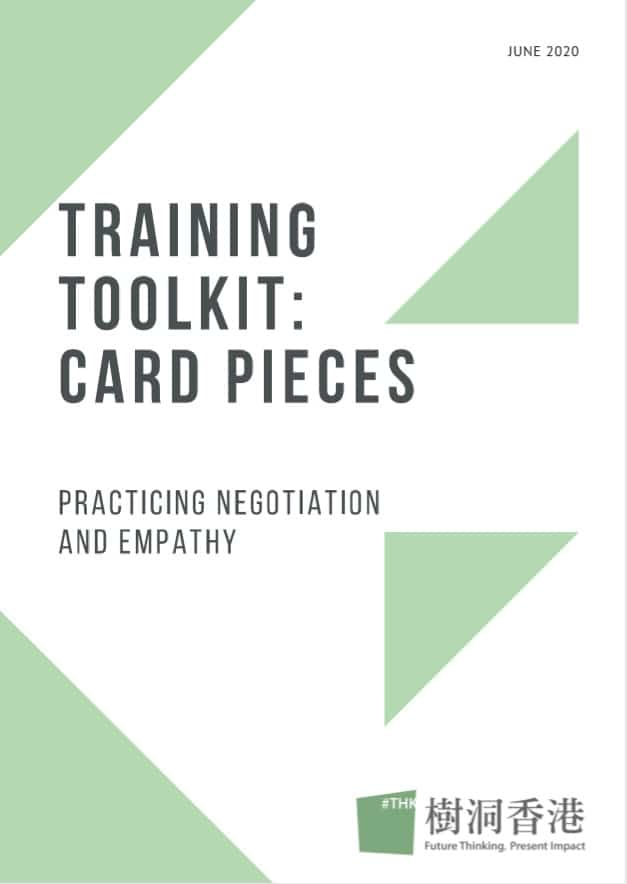 Training Toolkit: Card Pieces 1