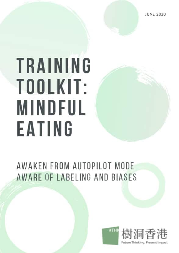 Training Toolkit: Mindful Eating 1